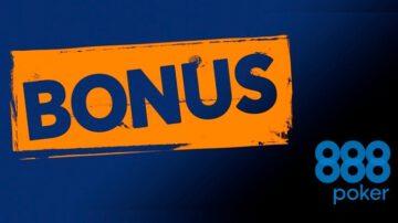 Покер для новичков: лучшие бонусы на первый депозит от 888poker