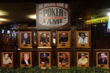 Открылся Зал Славы онлайн покера