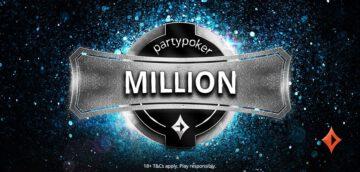 Первый Million комом, но в минусе только PartyPoker