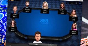 Теперь на 888poker можно создавать приватные турниры и кэш-столы