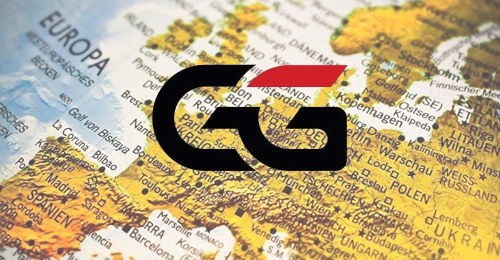 GG в Европе