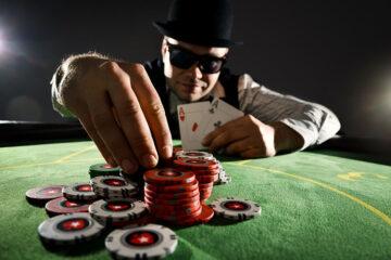 Агрессивная игра в покер и ее преимущества